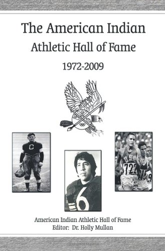 L'American Indian athlétique Hall of Fame 1972-2009