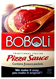 Boboli Traditional Italian PIZZA SAUCE 15oz (12 pack)