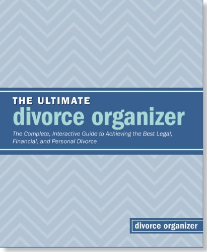 The Ultimate Divorce Organizer