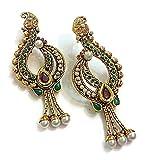 Divinique Jewelry Multicolour Stylish earrings