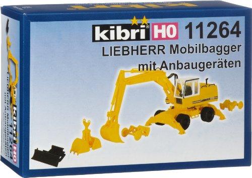 Kibri 11264 - H0 Liebherr Mobilbagger