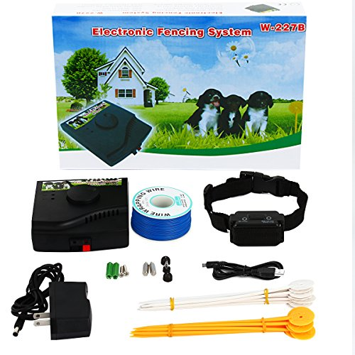underground-dog-fence-wired-containment-system-waterproof-rechargeable-customizable-1000-ft-wire-diy
