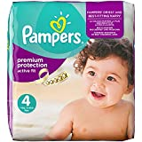 Pampers Active Fit Size 4 (Maxi) Monthly Pack - 168 Nappies