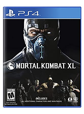 Mortal Kombat XL - PlayStation 4 XL Edition