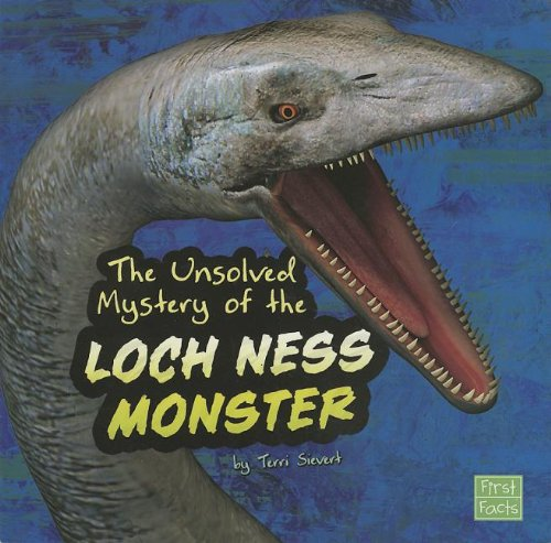 Loch Ness Monster 9781620658109/
