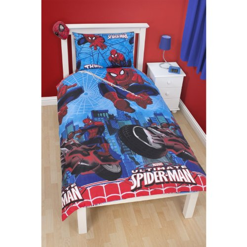 Spiderman Bedding Set 5631 front