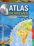 echange, troc Michel Mouton-Barrère, Eric Monfort - Atlas Bordas collège (1Cédérom)
