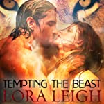 Tempting the Beast: Feline Breeds, Book 1 (       UNABRIDGED) by Lora Leigh Narrated by Stella Bloom