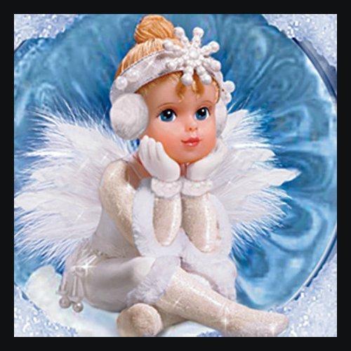 angel-de-nieve-vacaciones-adornos-cemex-set-de-dos-por-el-intercambio-de-bradford