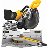 DEWALT DW717 10 in. Double-Bevel Sliding Compound Miter Saw (Color: Black/Yellow/Silver Miter saw)