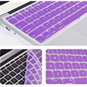 """Ascension Crystal Guard Tpu Soft Silicone Keyboard Case Cover Protector For Apple Macbook Air 13"""",Pro 13"""",Retina..."""
