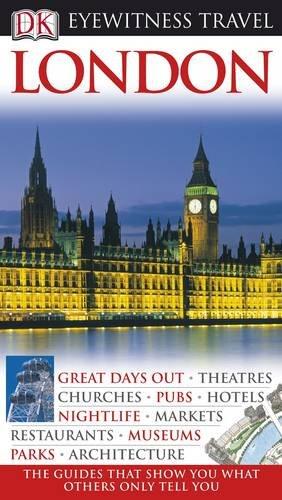 London (DK Eyewitness Travel Guide)