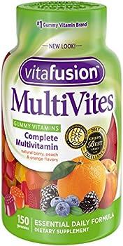 150-Count Vitafusion Multi Vite Gummy Vitamins For Adults