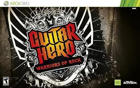 Guitar Hero: Warriors of Rock Super Bundle