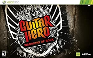 Buy Amazon.com: Guitar Hero: Warriors of Rock Super Bundle: Xbox 360