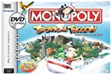 Monopoly Tropical Tycoon DVD Game