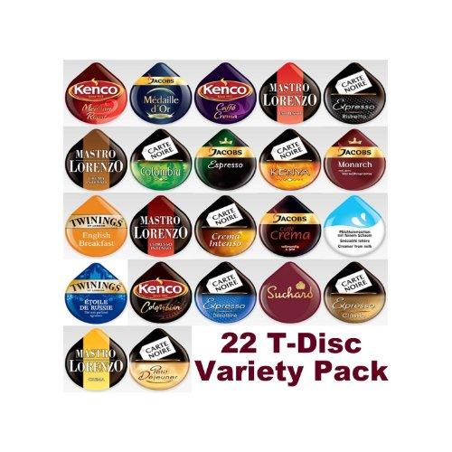 Best Tassimo Coffee Discs Reviews