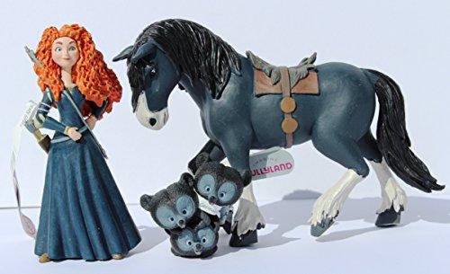bullyland-set-3-figurines-disneys-rebelle-merida-angus-les-triples