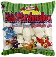 Ziyad Halal Marshmallows, 8.82 Ounce