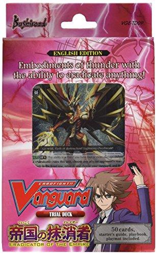 Cardfight Vanguard Cardfight Vanguard Cards Trial Deck Eradicator of the Empire