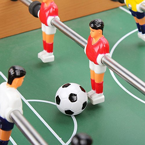 Pass Playing Foosball
