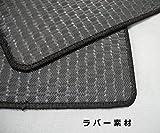 アウディ S1 / S1 スポーツバック 2011年1月以降発売モデルラゲージ 用 フロアマット( ラバー/ブラック )