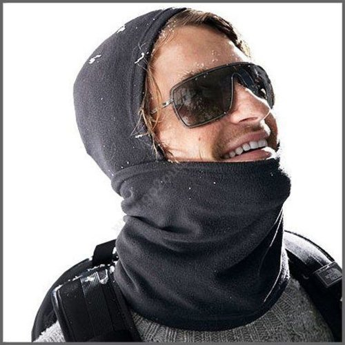 Nuoya0011Xbike Motorcycle Ski Snow Hat Snowboard Winter Neck Warm Warmer Face Mask Cover