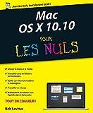 echange, troc Bob LEVITUS - OS X Yosemite Pour les Nuls