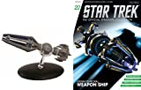 Star Trek Official Starship Collection Issue 22 Krenim Temporal Weapon Part and Magazine NEW