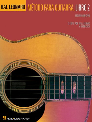 Hal Leonard Metodo Para Guitarra, Libro 2