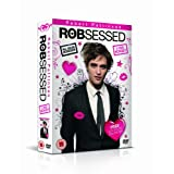 Robsessed: Robert Pattinson 2 DVD Boxset with Free 2010 Photo Calendarby Robert Pattinson