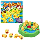 Lucky Ducks - Motorised Shape & Colour Matching Game