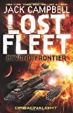 An image of the front cover of Lost Fleet: Dreadnaught.