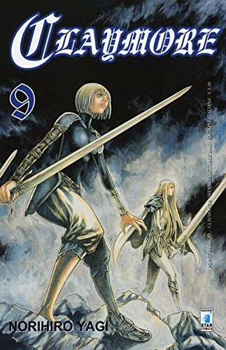 Claymore: 9