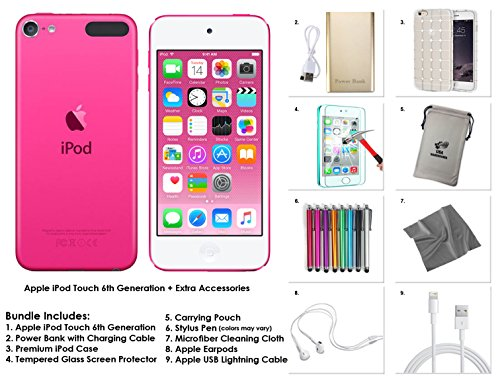 apple-ipod-touch-6th-generation-and-accessories-16gb-pink