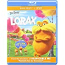 Dr. Seuss' The Lorax (Blu-ray + DVD)