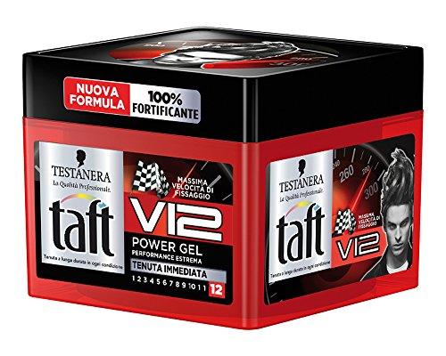 Taft Gel V12 250Ml