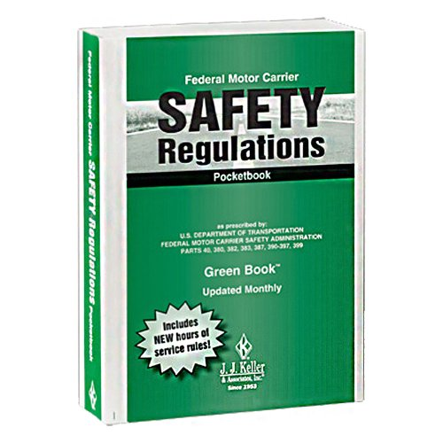 Read Federal Motor Carrier Safety Regulations Pocketbook By J J Keller Downloadfreeonline