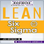 Lean Tools: Six Sigma | Joe Bronski,Francesco Iannello