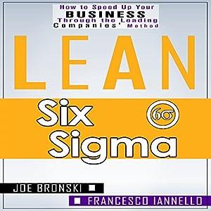 Lean Tools: Six Sigma Audiobook