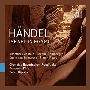 Handel : Israel in Egypt