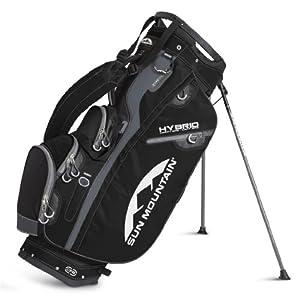 Sun Mountain 2013 Hybrid Mens Golf Carry Bag by Sun Mountain