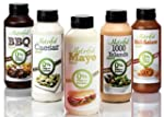 Nutriful Sauce Mix Box 0% Fett und Zu...