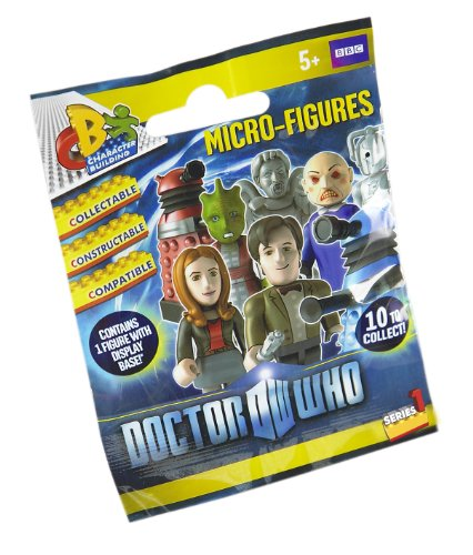 Doctor Who Series 1 Blind Bag Mini Figure - 1