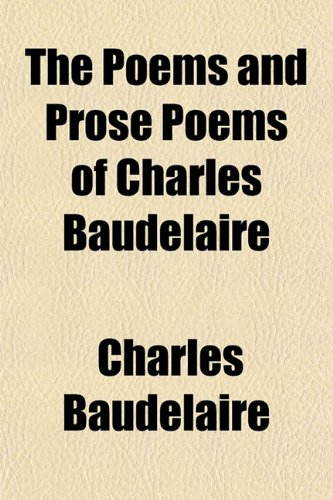 baudelaire essays amazon Walter benjamin was one of the most original cultural critics of the twentieth century illuminations includes his views on kafka, with whom he felt a close personal affinity his studies on baudelaire and proust and his essays on leskov and on brecht's epic theater also included are his penetrating study the work of art in.