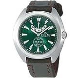 ORIENT (オリエント) 腕時計 ORIENT STAR オリエントスター ソメスサドル製「ブライドルレザーバンド」コラボレーションモデル WZ0061FR メンズ
