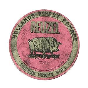 Reuzel Pink Grease Heavy Hold Pomade 4oz