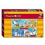 Noris Spiele 606031304 - Peanuts Snoo...