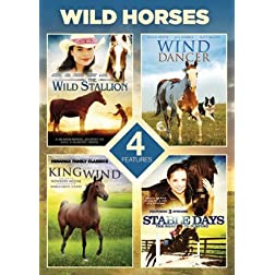 4-Film Wild Horses