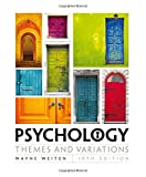 img - for Psychology: Themes and Variations book / textbook / text book